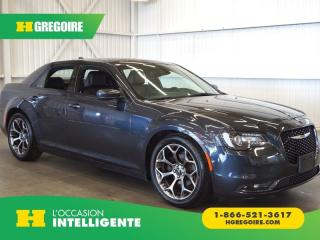Used 2018 Chrysler 300 S A/C-GR for sale in St-Léonard, QC