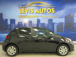 Used 2015 Toyota Yaris LE AUTOMATIQUE FULL ÉQUIPE 83700 KM for sale in Lévis, QC