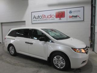 Used 2014 Honda Odyssey Familiale LX **CAM RECUL**BLUETOOTH** for sale in Mirabel, QC