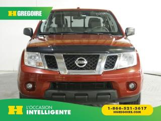 Used 2015 Nissan Frontier SV 4X4 AC GR ELEC for sale in St-Léonard, QC