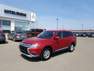 Used 2018 Mitsubishi Outlander ES for sale in Lethbridge, AB