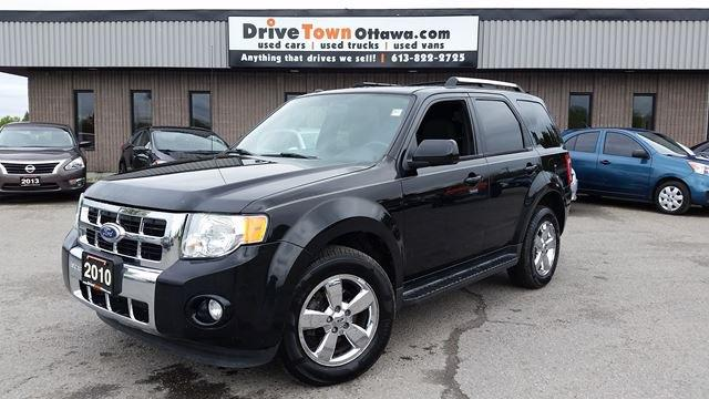 2010 Ford Escape LIMITED 4X4 **NAVIGATION**LEATHER**MOONROOF**