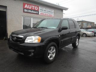 Used 2006 Mazda Tribute GS for sale in St-Hubert, QC