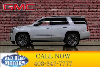 Used 2017 GMC Yukon AWD Denali Leather Roof Nav DVD for sale in Red Deer, AB