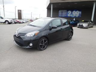 Used 2016 Toyota Yaris Se,cruise,a for sale in Mirabel, QC