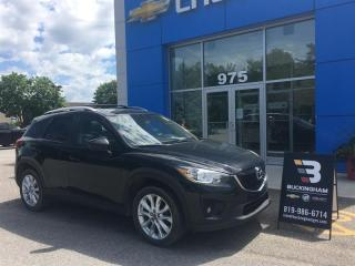 Used 2014 Mazda CX-5 GT AWD at for sale in Gatineau, QC