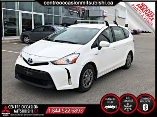 Used 2016 Toyota Prius V Hayon A/C CAMERA DE RECULE for sale in St-Jérôme, QC