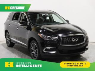 Used 2016 Infiniti QX60 AWD 4DR T.OUVRANT for sale in St-Léonard, QC