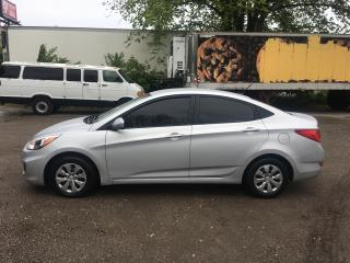 Used 2016 Hyundai Accent SE CERTIFIED!! NO ACCIDENTS!!! for sale in Oshawa, ON