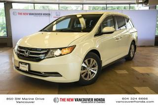 Used 2015 Honda Odyssey EX for sale in Vancouver, BC