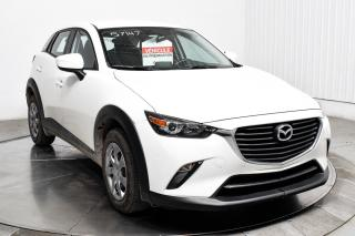 Used 2017 Mazda CX-3 Gx A/c Bluetooth for sale in L'ile-perrot, QC