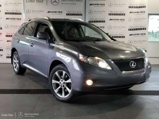 Used 2012 Lexus RX 350 6A for sale in Calgary, AB