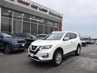 Used 2018 Nissan Rogue SV NAVI/DUAL-PANE SUNROOF/REMOTE START/ONLY 12,000 for sale in Concord, ON
