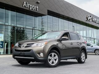 Used 2014 Toyota RAV4 XLE for sale in London, ON