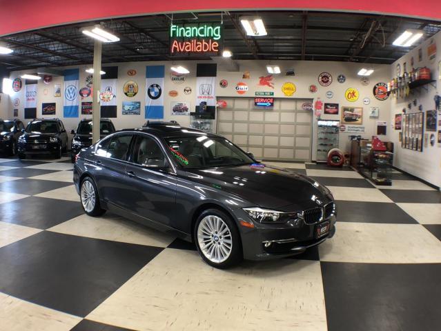 2015 BMW 3 Series 320I X DRIVE LUXURY NAVI PREMIUM PKG AUT0 SUNROOF 76K
