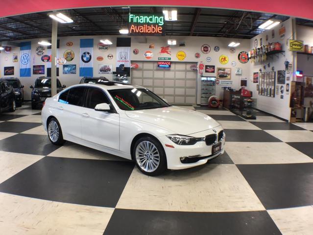 2015 BMW 3 Series 320I X DRIVE SPORT   PREMIUM PKG AUT0 SUNROOF 94K