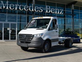 New 2019 Mercedes-Benz Sprinter 3500XD CHASSIS for sale in Calgary, AB