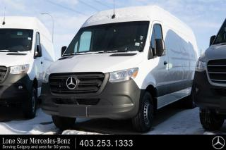 Used 2019 Mercedes-Benz Sprinter V6 4500 Cargo 170 for sale in Calgary, AB