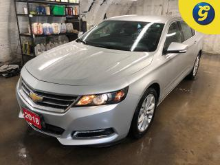Used 2018 Chevrolet Impala LT * Leather Trimmed Seats * Projection  AM/FM/Android / Apple Car Play/aux/bluetooth * Rear Vision Camera * On star w/ Paid Navi * Dual Climate Contr for sale in Cambridge, ON