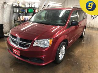 Used 2015 Dodge Grand Caravan SXT PLUS STOW N GO * 2nd Row Power Windows Power Quarter Vented Windows * Touring Suspension * Alloy Wheels * Black Side Roof Rails * 2 row Stow N Go for sale in Cambridge, ON