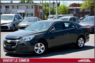 Used 2016 Chevrolet Malibu LS for sale in St-Léonard, QC