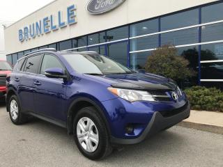 Used 2015 Toyota RAV4 AWD LE for sale in St-Eustache, QC