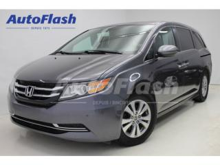 Used 2015 Honda Odyssey Ex-L Gps/camera for sale in St-Hubert, QC