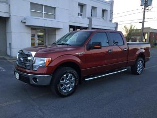 Used 2014 Ford F-150 Cab SuperCrew 4RM 157 po XLT/XTR for sale in Drummondville, QC
