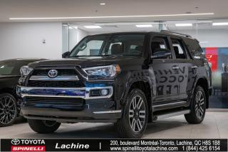 Used 2018 Toyota 4Runner LIMITED AWD for sale in Lachine, QC