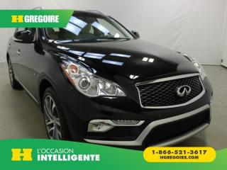 Used 2017 Infiniti QX50 AWD for sale in St-Léonard, QC