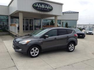 Used 2015 Ford Escape HEATED SEATS / NO PAYMENTS FOR 6 MONTHS for sale in Tilbury, ON