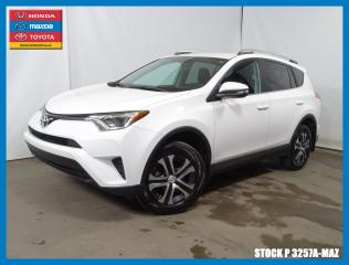 Used 2016 Toyota RAV4 Le|siègchauf|regvit for sale in Drummondville, QC