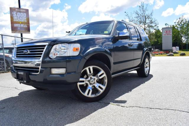 2010 Ford Explorer Limited AC/AUTO/PL/PW/DVD/CD/ROOF