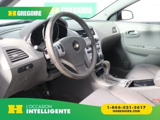 Used 2012 Chevrolet Malibu LS A/C GR ELECT for sale in St-Léonard, QC
