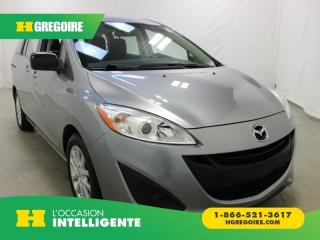 Used 2014 Mazda MAZDA5 GS HATCH 6 PASSAGERS for sale in St-Léonard, QC