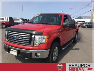 Used 2010 Ford F-150 XLT XTR 4X4 ***KING CAB*** for sale in Beauport, QC