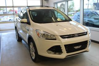 Used 2016 Ford Escape TITANIUM 4WD TOIT GPS CAMÉRA for sale in Lévis, QC