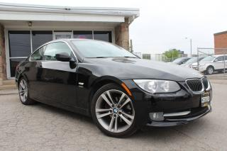 Used 2012 BMW 3 Series 328i xDrive LEATHER|SUNROOF|BLUETOOTH for sale in Mississauga, ON