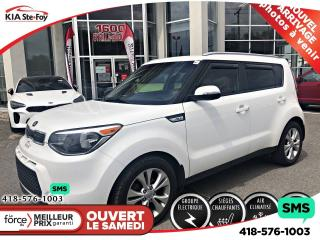 Used 2015 Kia Soul EX *MAGS *SIEGES CHAUFFANTS *BLUETOOTH *A/C* for sale in Québec, QC
