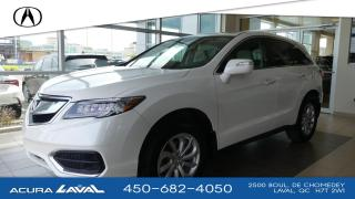 Used 2016 Acura RDX TECH AWD for sale in Laval, QC
