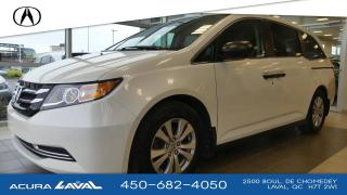 Used 2014 Honda Odyssey SE for sale in Laval, QC