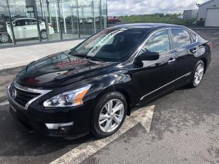 Used 2015 Nissan Altima SV TECH, GPS, MAGS, 1.9% for sale in Lévis, QC