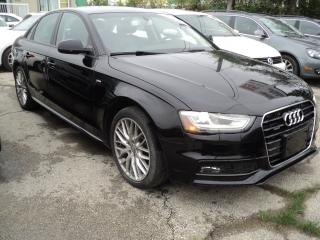 Used 2015 Audi A4 Komfort plus  S-LINE  QUATTRO for sale in Oakville, ON
