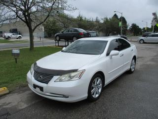 Used 2008 Lexus ES 350 ~LEATHER~SUNROOF~ALL POWER OPTIONS~CERTIFIED for sale in Toronto, ON
