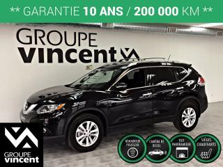 Used 2015 Nissan Rogue Sv Awd Gar. 10 Ans for sale in Shawinigan, QC