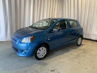 Used 2014 Mitsubishi Mirage ES à hayon 4 portes BM for sale in Sherbrooke, QC