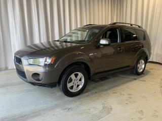 Used 2010 Mitsubishi Outlander 4 RM 4 portes ES for sale in Sherbrooke, QC