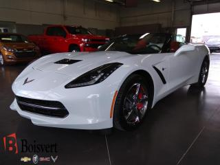Used 2015 Chevrolet Corvette StingRay 2LT for sale in Blainville, QC