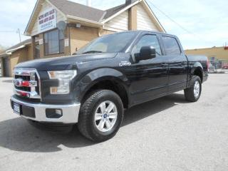 Used 2015 Ford F-150 XLT 4X4 Crew Cab 5.5Ft Box Certified 133,000KMs for sale in Rexdale, ON