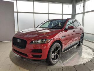 Used 2019 Jaguar F-PACE MSRP $69,918 - Over $15,000 in Demo Savings! for sale in Edmonton, AB